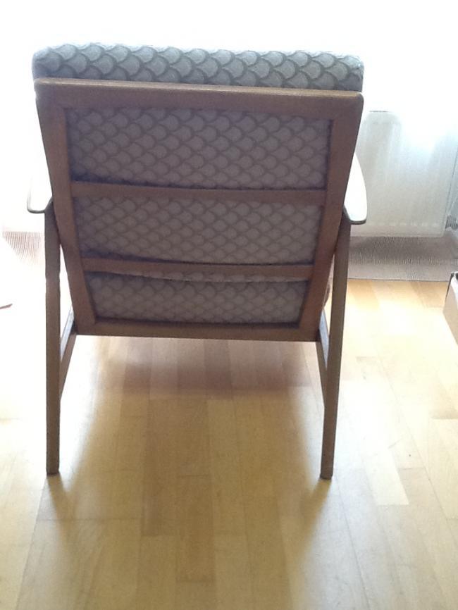 Easy Chair Mid Century German Vintage Für 790 Sofaxchangecom